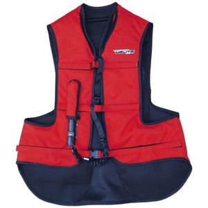 Gilet Airbag AIRNEST COLORS  Rouge