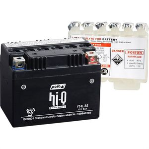 Batterie YT4L-BS AGM avec pack acide