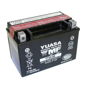 Batterie YTX9-BS AGM ouverte Type Acide avec pack acide inclus
