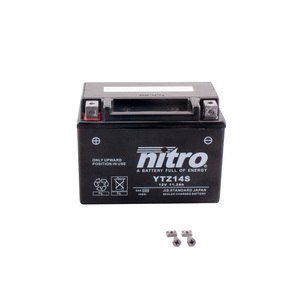 Batterie YTX7A-BS AGM ouverte Type Acide avec pack acide inclus