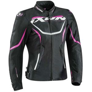 Blouson SPRINTER AIR LADY  Black/Fuschia