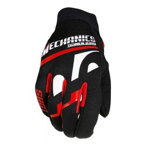 Gants cross MECHANIC NOIR 2020 Noir