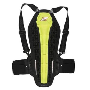 Dorsale HYBRID BACK PRO X6 - COLOR  Yellow
