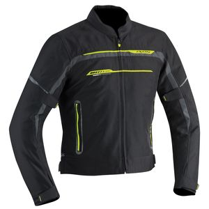 Blouson ZETEC LIGHT HP  Noir/Gris/Jaune