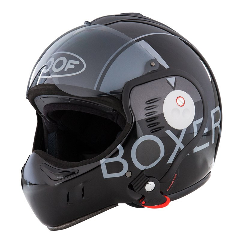 casque roof ro5 boxer v8 grafic equipement du pilote access. Black Bedroom Furniture Sets. Home Design Ideas
