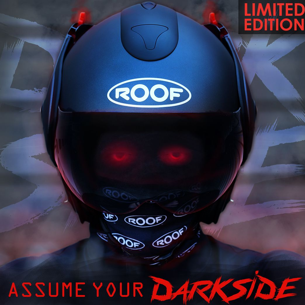 Casque ROOF BOXXER DARKSIDE - LIMITED EDITION