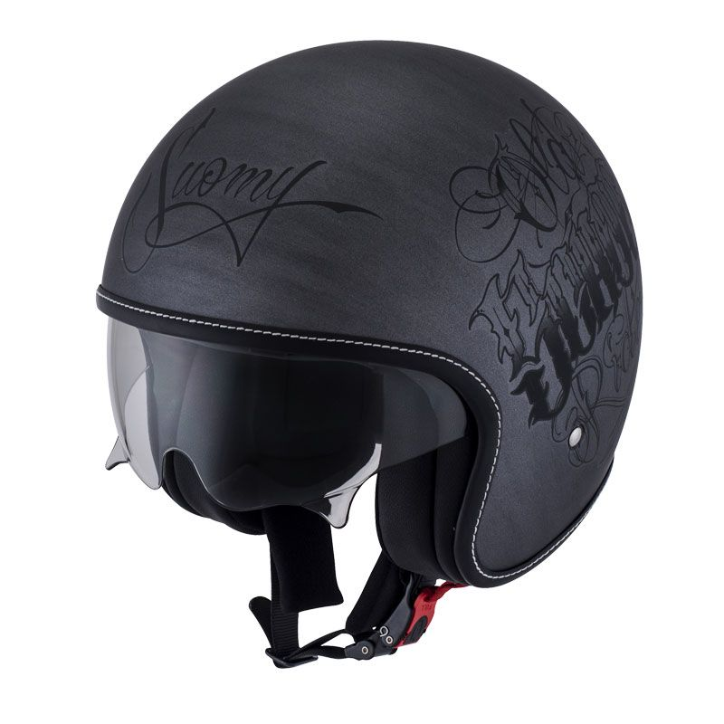 casque suomy rokk old school rider scratch equipement du pilote access. Black Bedroom Furniture Sets. Home Design Ideas