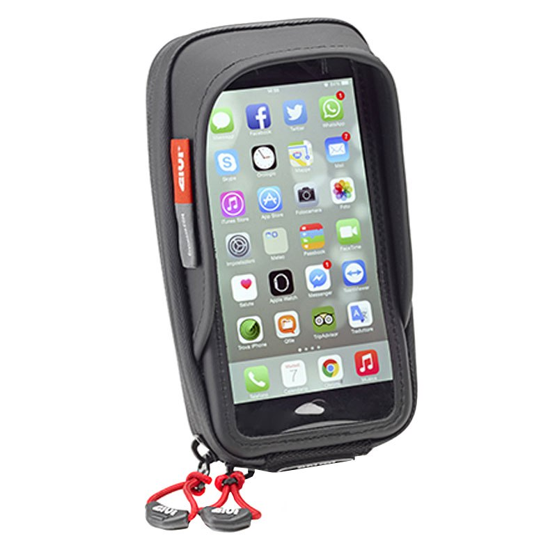 Support Givi SMARTPHONE S957B  universel (I-Phone 8-8 plus et Samsung S8....)