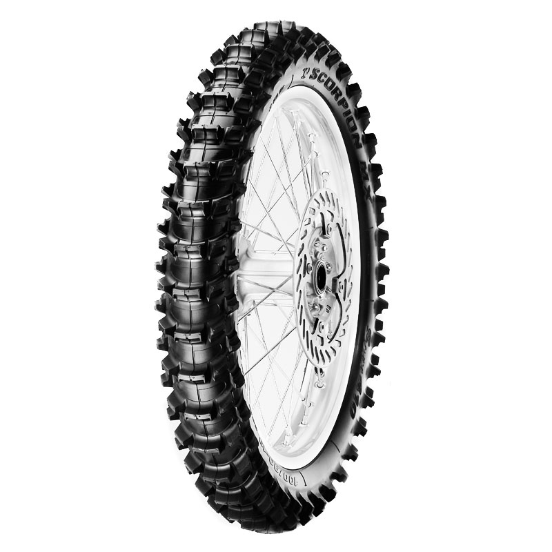 Pneumatique Pirelli SCORPION MX SOFT 410 120/80 - 19 (63M) TT