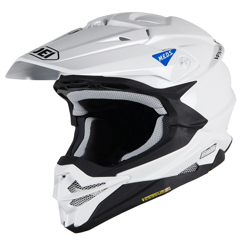 Casque cross Shoei VFX-WR WHITE 2019