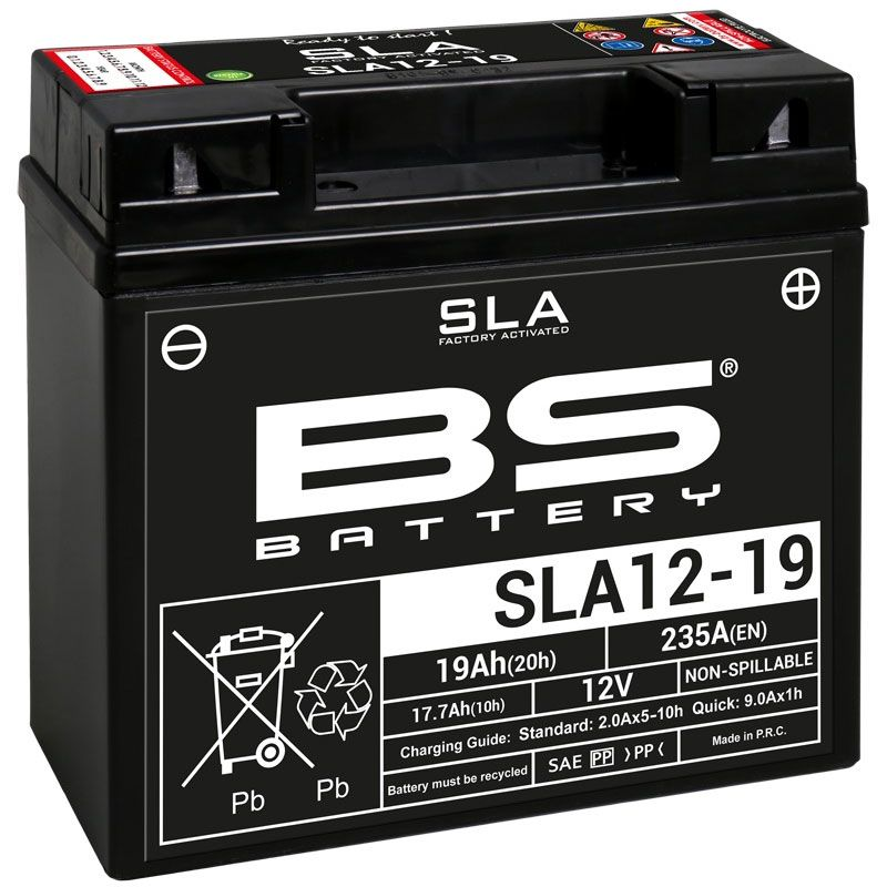 Batterie BS Battery SLA 12-19
