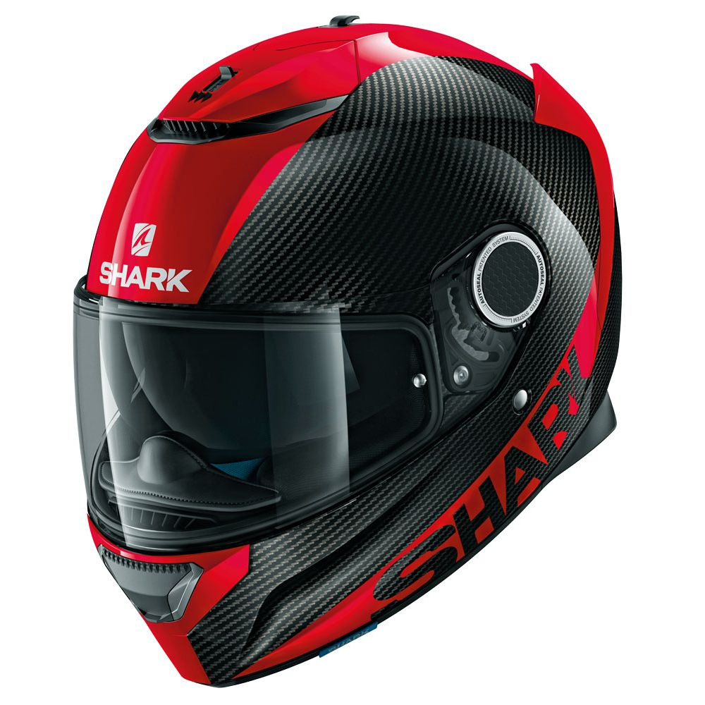 Casque Shark SPARTAN CARBON SKIN