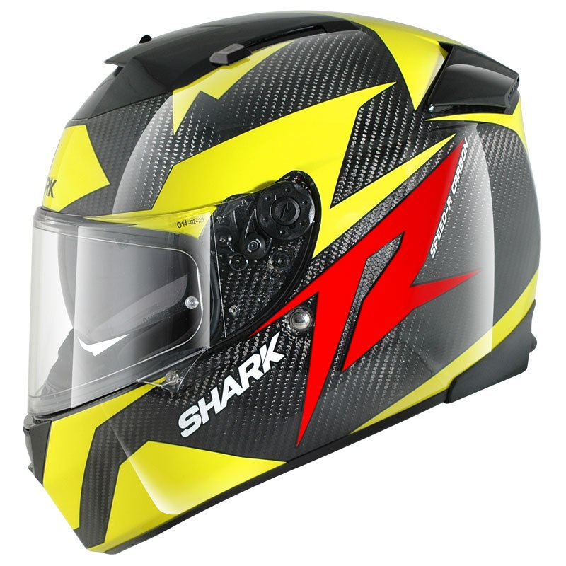 casque shark destockage speed r 2 carbon run equipement du pilote access. Black Bedroom Furniture Sets. Home Design Ideas