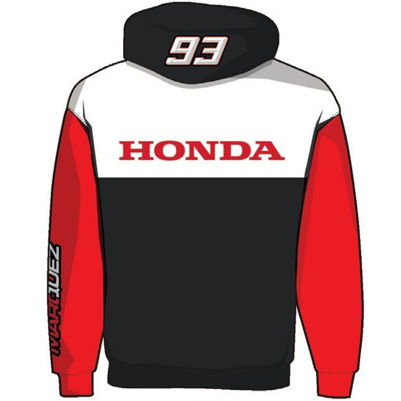 Sweat GP HRC ZIPPED - MARC MARQUEZ