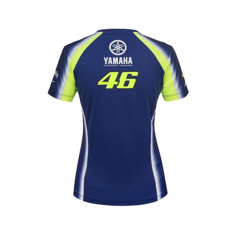 T-Shirt manches courtes VR 46 RACING - WOMAN