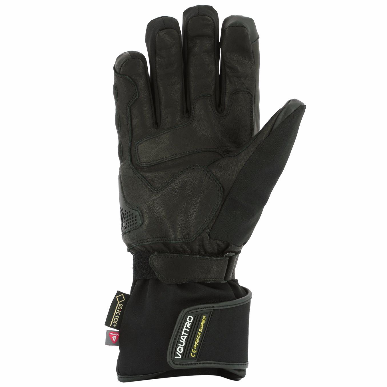 gants v quattro advance 17 2 1 goretex equipement du pilote access. Black Bedroom Furniture Sets. Home Design Ideas