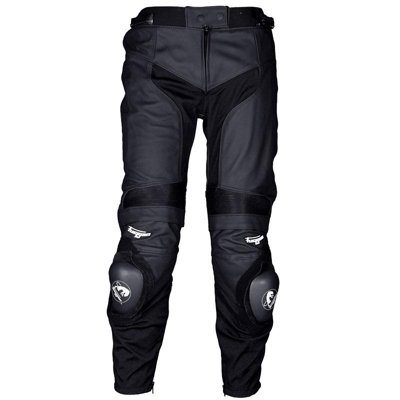 demi zip pantalon sur veste moto zip complet