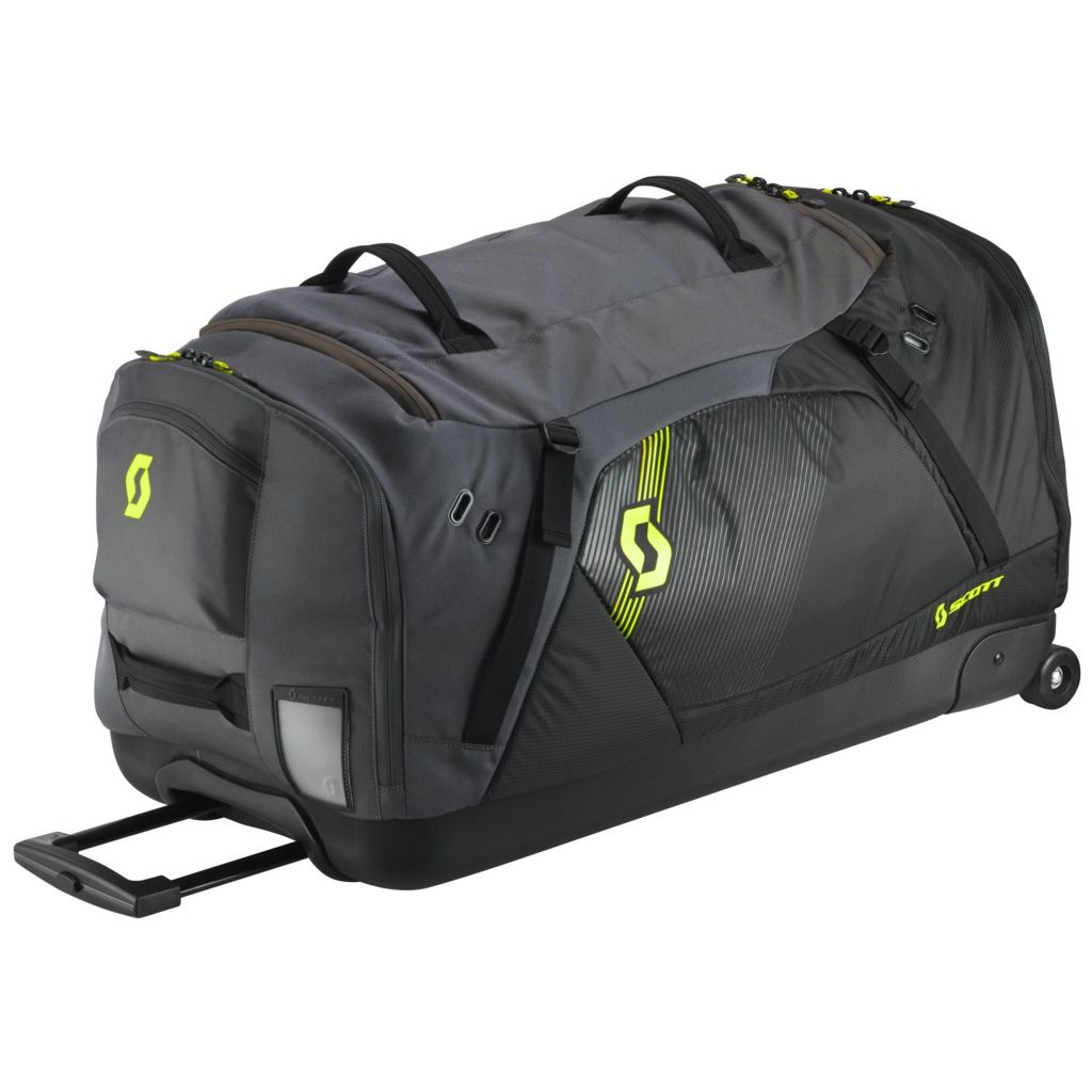 Sac de rangement Scott GEAR DUFFLE BLACK YELLOW 2017